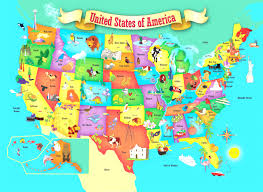 map usa quizzes interactive map of usa justeastofwest me in america quiz