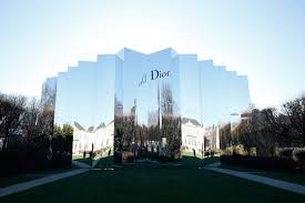 Couture Condo Floor Plans by At Dior Haute Couture Patterned Floors Steal The Show