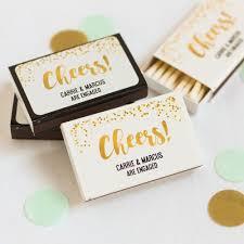 wedding matchboxes top 20 wedding favors beau coup