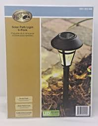 Hampton Bay Solar Path Lights by Landscape And Walkway Lights Hampton Bay Solar Led Lovely Hampton