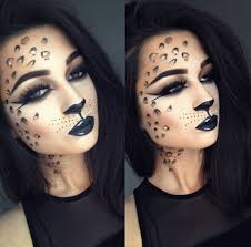 25 creative halloween makeup ideas cat halloween makeup