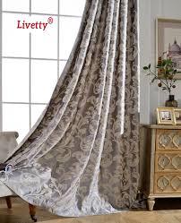 online get cheap luxury curtain grey aliexpress com alibaba group