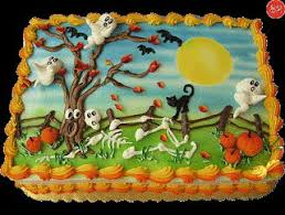 67 best halloween sheet cakes images on pinterest sheet cakes
