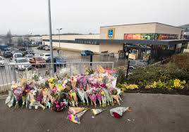siege social aldi admits knife murder of in aldi bt
