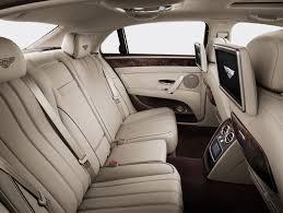 bentley white interior 2014 bentley flying spur white top auto magazine
