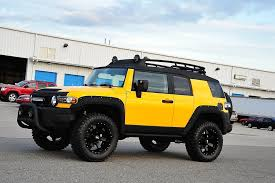 toyota cruiser lifted davis autosports toyota fj cruiser lifted icon built for