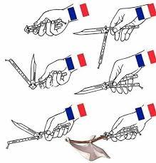 German Butterfly Meme - french butterfly knife meme by ilmabcry memedroid