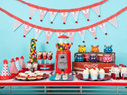 How To Make Birthday Decorations At Home Cheap Decorations For Kids U0027 Birthday Parties At Home How To Make