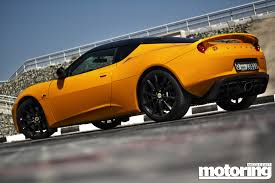 koenigsegg uae lotus evora s ips review motoring middle east car news reviews