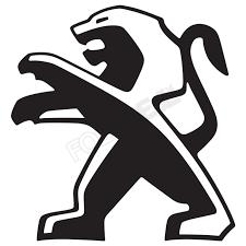 peugeot logo peugeot logo 1 vis alle stickers foliegejl dk
