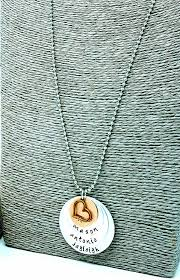 s day necklace with children s names newest products handmadelovestories