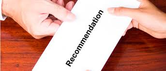 how to get recommendation letter especially a good recommendation