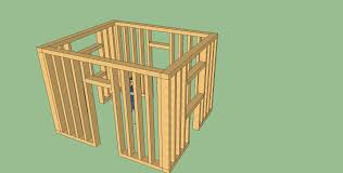 wood framed wall week 4 methods of design