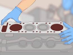how to fix a head gasket with engine block sealer with pictures
