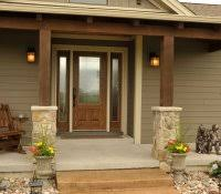 how to choose exterior paint colors for your house ranch curb