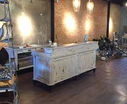 Boutique Reception Desk French Antique Repro Check Out Counter Reception Desk Cash By
