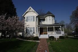 elegant nice design of the modern victorian house plans that has blue nuance of the modern victorian house plans that can add the beautyt inside with blue