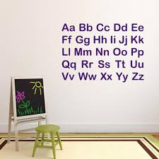 popular wall decorations for classrooms buy cheap wall decorations alphabet letters wall stickers for kids room nurdery classroom wall decorations bedroom baby wall decals letter