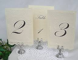 table number card holders which table number holders