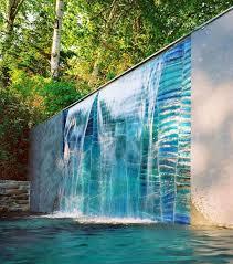 Spectacular Backyard Ideas Waterfalls That Top Off Backyard - Backyard waterfall design