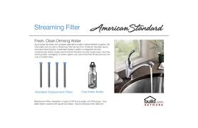 Filter Faucets Kitchen Faucet Com 4662 001 002 In Polished Chrome By American Standard