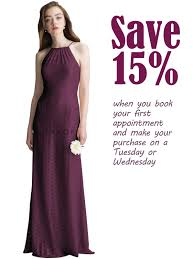 designer bridesmaid dresses designer bridesmaid dresses in columbus oh wendy s bridal