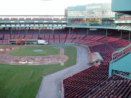 Fenway Park Seating Map Fenway Park Tour View Of Home Plate From The Green Monste U2026 Flickr