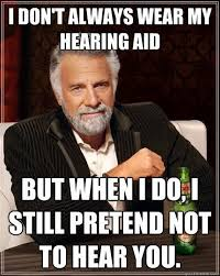 Old Language Meme - simple 13 best hearing aid memes images on pinterest wallpaper