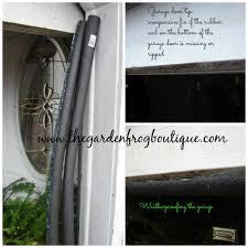 windsor garage door bottom seal sealing garage door