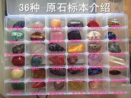 aliexpress buy 36pcs lot original mineral semi