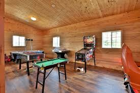 Arcade Barn The Barn On This Luxury Farm Holds An Incredibly Fun Secret