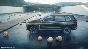 bmw concept bmw x7 iperformance concept official reveal