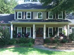 front porches on colonial homes front porch remodels upgrades exovations