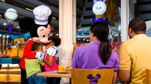 to meet mickey mouse at disney world