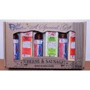 Sausage And Cheese Gift Baskets Meat U0026 Cheese Gift Sets