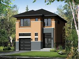 narrow lot houses 128 best modern house plans images on contemporary