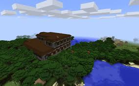 Minecraft Map Seeds Mansion And Iron Loot Blacksmith At Spawn Minecraft Seed Hq
