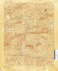 Georgia South Carolina Map North Carolina Historical Topographic Maps Perry Castañeda Map