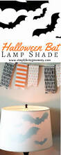 halloween bat lamp shade simply being mommy