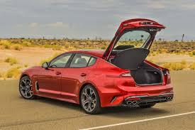 Rwd Kia The Kia Stinger Gt Is Kia S Fantastic 365 Hp Rear Wheel Drive