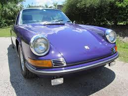 porsche purple 1972 porsche 911 t coupe vintage motors of sarasota inc