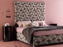 unique upholstered headboards interesting easy diy upholstered headboard photo decoration ideas