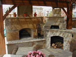 outdoor pizza oven fireplace combo u2014 scheduleaplane interior