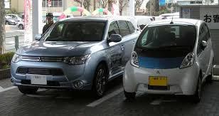 Mitsubishi I Interior Mitsubishi Halts Production Of Outlander Phev And I Miev