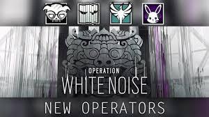 R6 Siege Operation White Noise Ela And Twitch Rainbow Six Siege Gettin Dat Ela Goodness Gaming