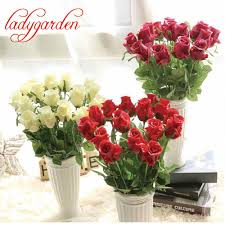artificial flower decoration for home flowers decoration touch promotion shop for promotional flowers