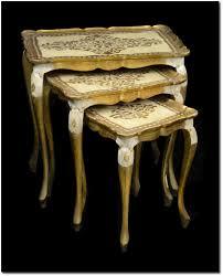 Bombe Secretary Desk by Exceptional Venetian Furniture