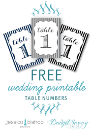 free table number templates free wedding table numbers printable the budget savvy bride
