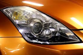 nissan 350z junkyard parts oem 350z u002706 headlight housings z1 motorsports