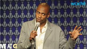 dave chappelle upset his act was taken as pro trump youtube